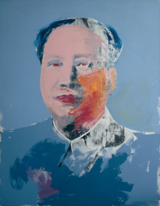 Andy_Warhol_Mao_1972_Acrylic_oill_silkscreen_on_canvas_© Josep_Sunol_Barcelona_©_The_Andy_Warhol_Foundation_Inc_VEGAP_Malaga_2018